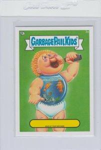Garbage Pail Kids Fishbowl Phil 3a GPK 2014 Series 1 trading card sticker MUYON