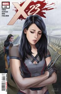 X-23 #11 (Marvel, 2019) NM