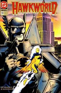 Hawkworld (1990 series) #13, NM- (Stock photo)