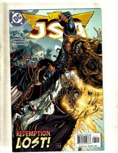Lot of 12 JSA DC Comic Books #61 62 63 64 65 66 67 68 69 70 71 72 GK25