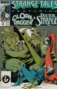 Strange Tales (2nd Series) #6 VF; Marvel   save on shipping - details inside