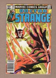 Doctor Strange #58 (1983)