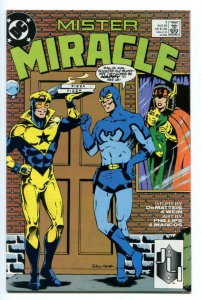 MISTER MIRACLE #7, VF/NM, DeMatteis, Big Barda, 1989, more DC in store