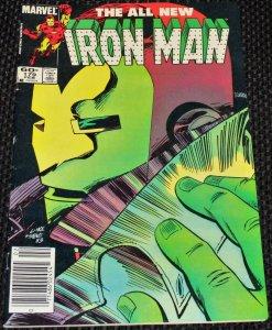 Iron Man #179 (1984)