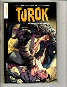 Turok Dinosaur Hunter Vol. # 1 Dynamite Comics TPB Graphic Novel Comic Book J337