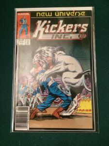 Kickers Inc #7