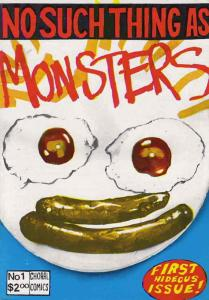 No Such Thing as Monsters #1 FN; Chorus   save on shipping - details inside