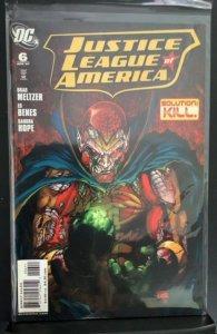 Justice League of America #0 (2006)