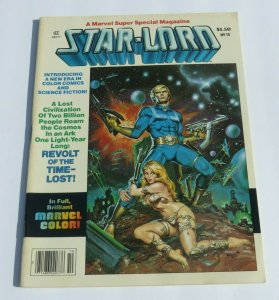 Star-Lord #10 VF+ High Grade Sci-Fi Magazine Full Color Guardians of the Galaxy