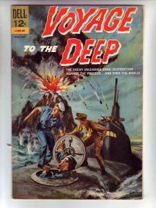Voyage to the Deep #4 (Jan-64) GD/VG+ Affordable-Grade