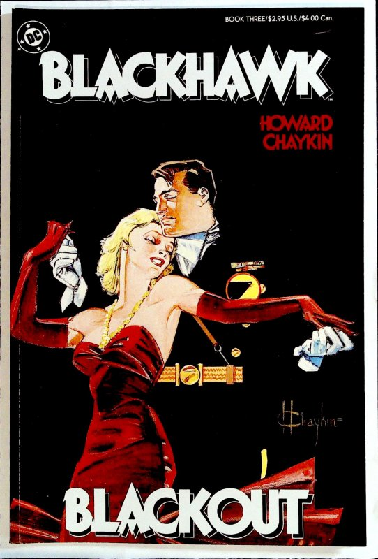 Blackhawk #3 (1988)