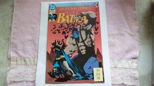 1993 DC COMICS DETECTIVE COMICS BATMAN # 664