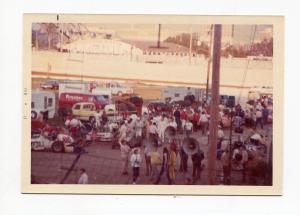 Tampa Fairgrounds Speedway-Infield-IMCA-1973-VG