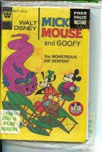 Disney Comics Whitman Sealed 3 Pack-1980's=Mickey Mouse-Donald Duck-Chop & Da...