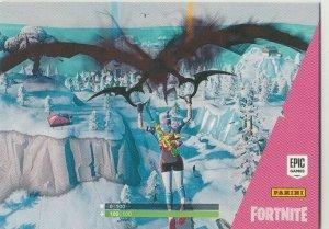 Fortnite Base Card 31 Panini 2019 trading card series 1