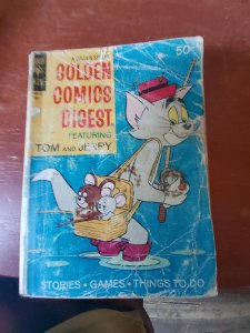 Golden Comics Digest #18 (1971)