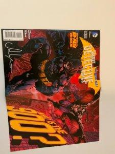 DETECTIVE COMICS #19 80-Page Spectacular DC NEW 52 SIGNED JOHN LAYMAN W/COA.