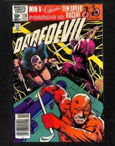 Daredevil #176 1st Stick!  Elektra!