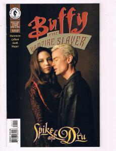 Lot Of 3 Buffy The Vampire Slayer Spike & Dru Dark Horse Comic Books # 1 (3) CH6