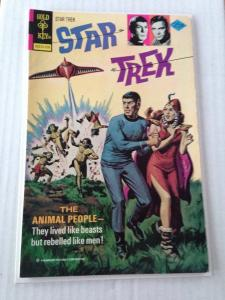 Star Trek 32 VF/VF+ Gold Key August 1975