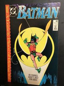 Batman #442 (1991) Super high grade 1st Tim Drake in costume! NM Wow!