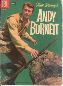 ANDY BURNETT F.C. 865 FAIR COMICS BOOK