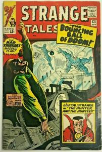 STRANGE TALES#131 FN 1965 MARVEL SILVER AGE COMICS