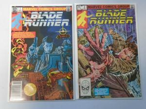 Blade Runner set #1+2 8.0/VF (1982)