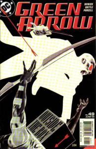 Green Arrow (2001 series) #49, VF+ (Stock photo)