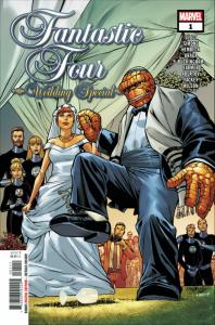 Fantastic Four Wedding Special #1 (Marvel, 2019) VF/NM