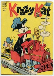 Krazy Kat Comics 4 Apr 1952 VG+ (4.5)