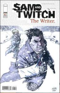 Sam and Twitch: The Writer #4 FN; Image | save on shipping - details inside