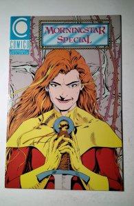 Morningstar Special #1 (1990) Comico  Comic Book J756