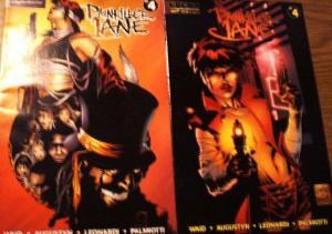PAINKILLER JANE (1997 EVENT) 4 (LEONARDI CVR) 4 (BOTH)