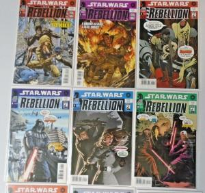 Star Wars Rebellion Lot 12 Different From:#2,5-16, 8.0/VF (2006)