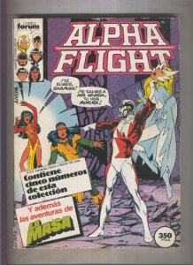 Alpha Flight volumen 1 retapado numero  27 al 31
