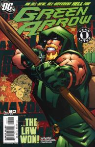 Green Arrow (2nd Series) #60 VF/NM; DC | save on shipping - details inside