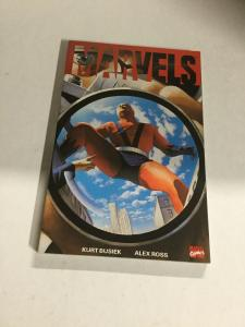 Marvels Nm Near Mint Marvel Comics SC TPB