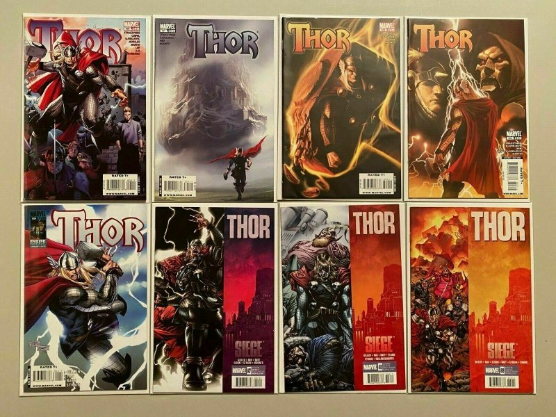 Thor + Journey into Mystery lot 22 diff from #600-655 + Ann 8.0 VF (3rd series)