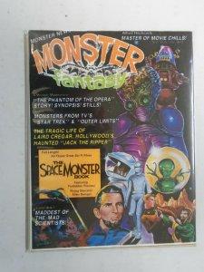 Monster Fantasy #3 4.0 VG (1975 Mayfair)