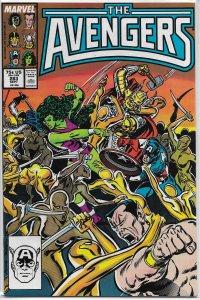 Avengers   vol. 1   #283 VF