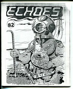 Echoes #81 1995-Phantom Detective character appearance index-pulp info-VF