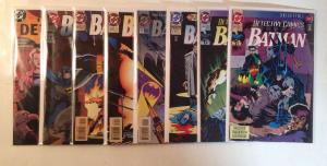 Detective Comics 665 666 678 0 679 680 681 803 Near Mint Lot Set Run