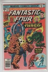 FANTASTIC FOUR (1961 MARVEL) #174 FN+ A98453