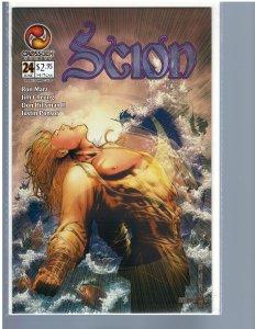 Scion #24 (2002) NM