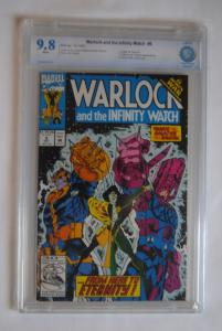 Warlock and the Infinity Watch 9, 9.8