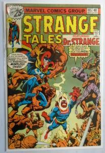 Strange Tales (1st Series) #185, 6.0/FN (1976)