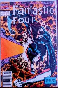 Fantastic Four #352 (1991) FINE