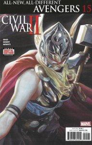 Civil War II - All-New, All-Different Avengers #15 (2016)