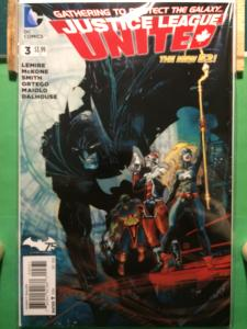 Justice League United #3 The New 52